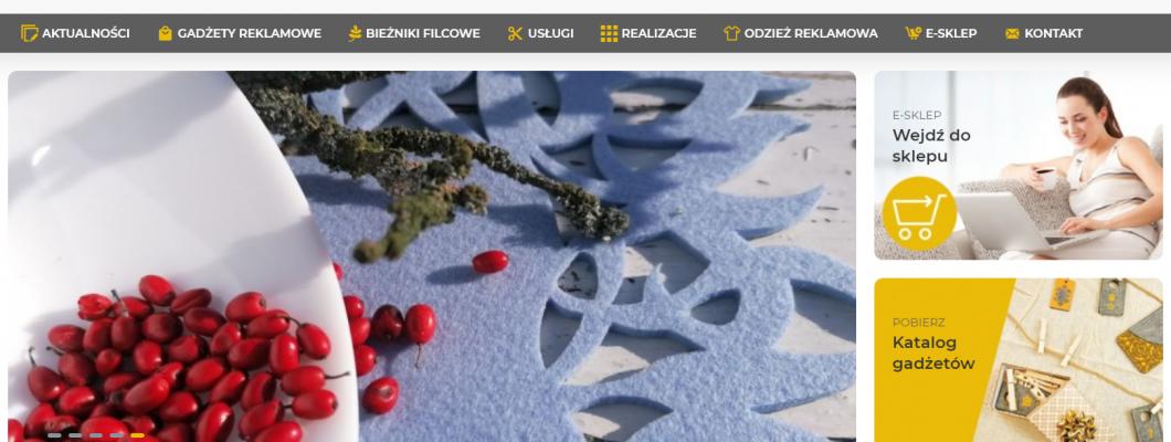Budowa nowej strony lipstick-design.pl