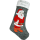Ozdoba Świąteczna: SKARPETA3