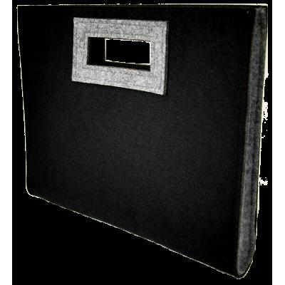 Torba filcowa zakupowa: Model QUATRO2