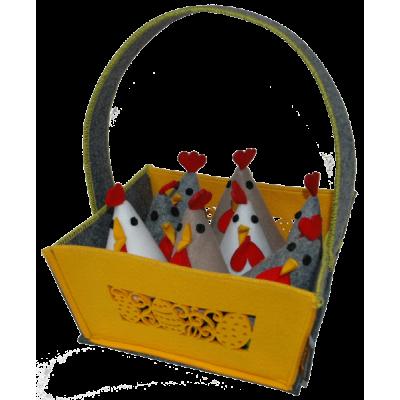 Koszyk Wielkanocny: KFW1